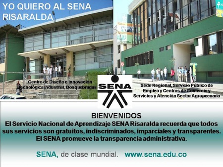Ofertas del Sena Risaralda
