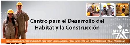 Formación del Sena para constructores