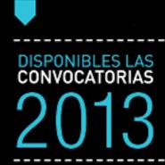 SENA 2013 primera convocatoria