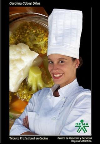 Gastronomía en Sena Virtual