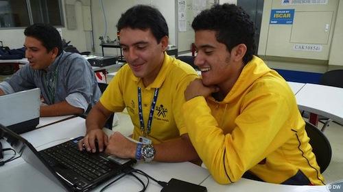 Habilidades en Colombia aprendices SENA