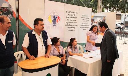 Vacantes de Empleo SENA en Santander