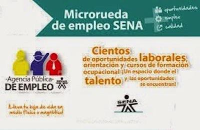Microrueda de Empleo en Santander
