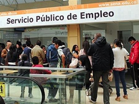 Empleo en Bogota SENA fin de ano