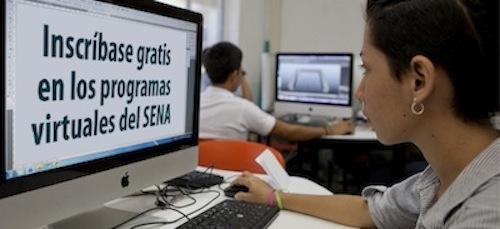 Inscripciones a cursos virtuales SENA 2015