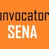 Convocatoria SENA segundo trimestre 2016